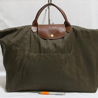 Tas branded LONGCHAMP LC189 Type L Short handle second bekas original asli 70afa1dc70