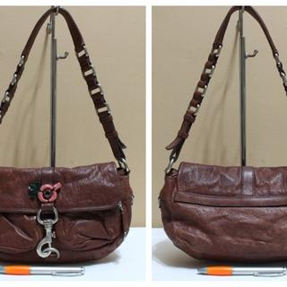 Tas branded MIU MIU Brown shoulder bag second bekas original asli 0d51360d9d