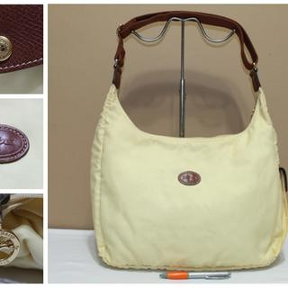 Tas branded LONGCHAMP LC221 Yellow sling second bekas original asli d5e0b90a5e