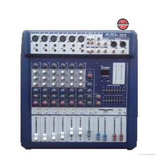***BILLY MUSIK*** Mixer AXL Audion PD8 8 Channel 200W PD