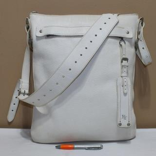 Tas branded MULBERRY White sling selempang pria cowok second ori made in  England b321b3ea4d