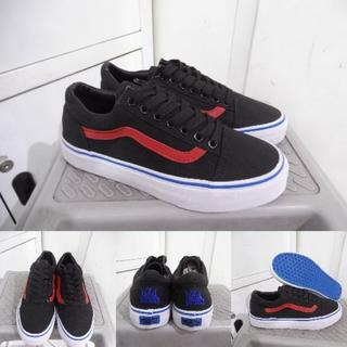 Sepatu Vans Old Skool Devil Wear Prada Pack Premium ICC Made in China edbe760a41