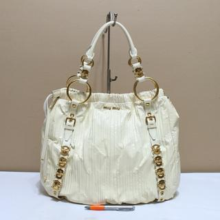TAS KULIT BRANDED MEWAH MIU-MIU MADE IN ITALY d84210ed68