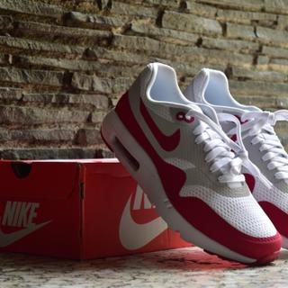 f4e947b4273 Nike Air Max 1 Ultra Essential Varsity Red (Not Vans