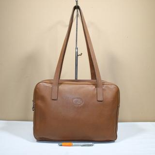 Tas branded LONGCHAMP LC295 Leather made in FRANCE Second bekas original  asli a6dd0ff9a9