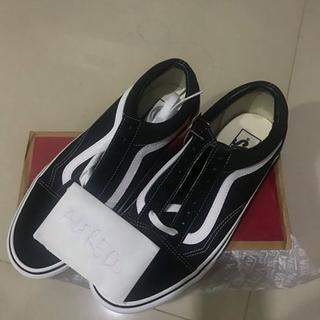 Vans Old Skool Black White Global Market os bw BNIB original 6502179c8e