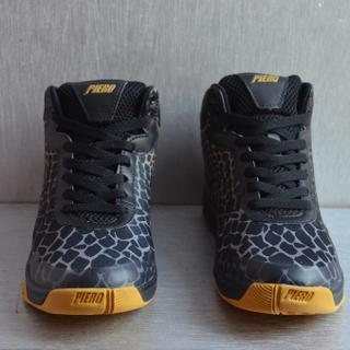 OBRAL Sepatu Basket Piero Drago gold Original Murah (NOT NIKE 34a9ec3bc7