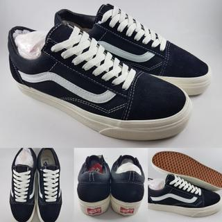 Sepatu Kets Vans Old Skool OG Classics Waffle EHC Made in China 9127b46b49