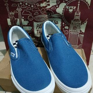 Vans Slip On Japan Market Navy Original b5c12cf1ea