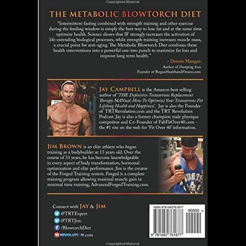 Jim Brown Physique >> Jual Jay Campbell Jim Brown Burn Fat With The Metabolic Blowtorch Diet Ebook