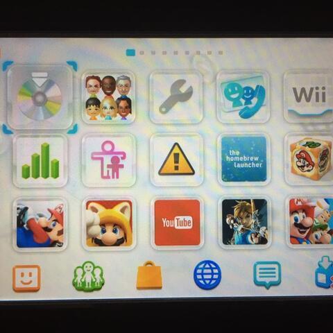 Nintendo Wii U 32Gb CFW Mocha + HDD 500Gb FullGame | WiiU