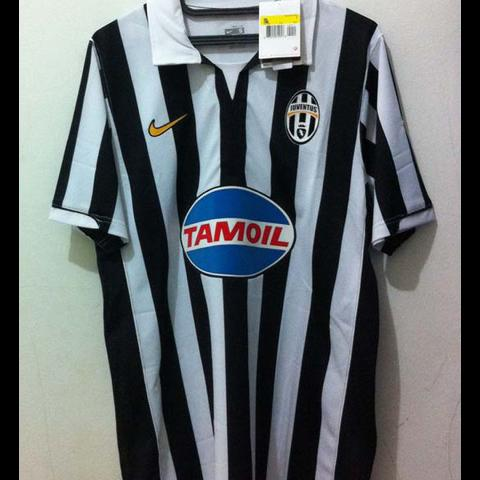 low priced 59d4d b11dc (JUAL) JERSEY JUVENTUS ORIGINAL HOME 2006/2007 #11 PAVEL NEDVED (MINT)