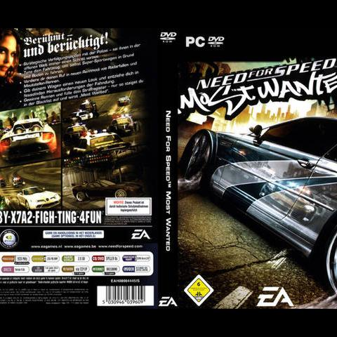 Terjual Need For Speed Most Wanted Black Edition 1dvd Kaskus