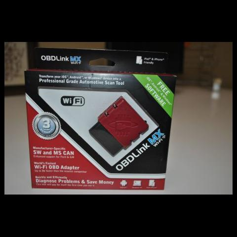 OBDLink MX Wi-Fi OBD-II Scan Tool Interface Android and IOS