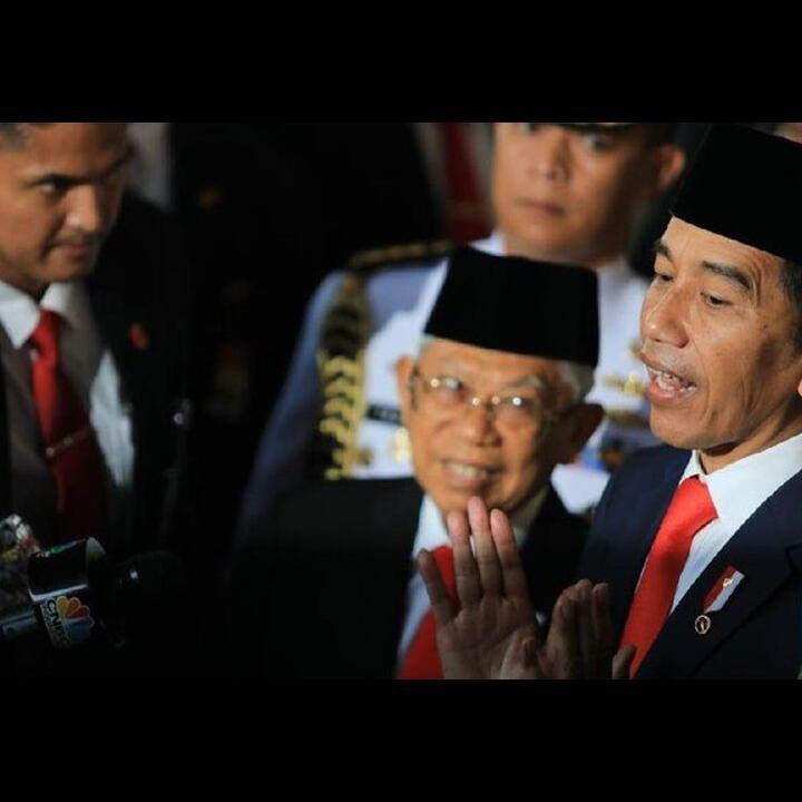 Data Covid-19 :Jokowi Dikepung Kebohongan Kyai