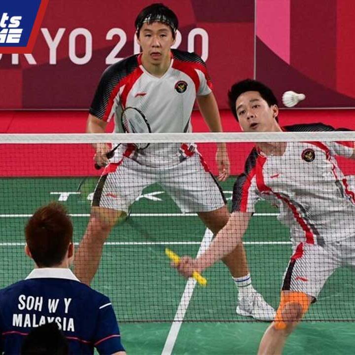 Marcus/Kevin gagal melaju ke semifinal Olimpiade Tokyo