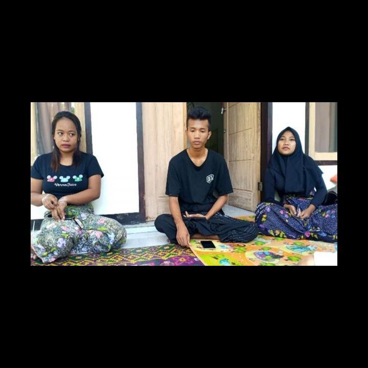 Malam Pertama Qori Akbar Bersama 2 Istrinya, Malu-Malu, Sama-Sama Enak