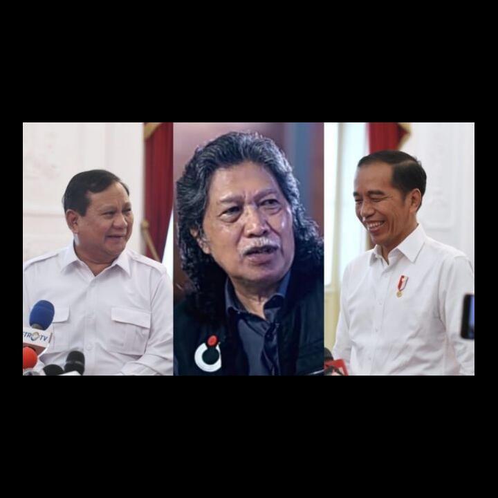 Mengejutkan! Cak Nun Ditanya Pilih Jokowi Atau Prabowo di Pilpres 2019, Jawabannya..