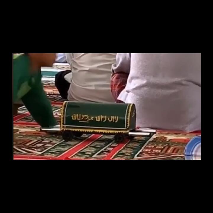 Kalau Lihat Kondisi Ini, Sepertinya Perlu Dipikir Ulang Untuk Infaq di Masjid.