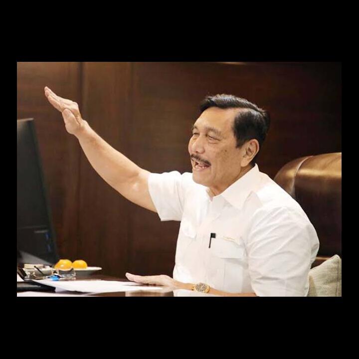 Teken Keppres Gerakan Bangga Buatan Indonesia, Jokowi Tunjuk Luhut Jadi Ketua Timnya
