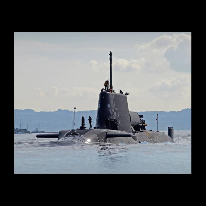 Australia Berencana Menyewa Kapal Selam Nuklir dari Inggris Atau AS