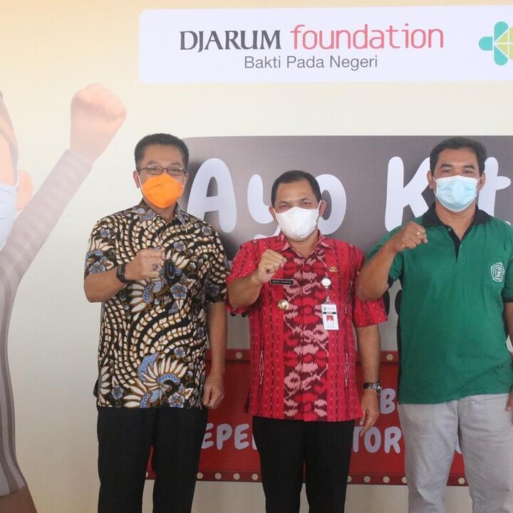 Djarum Foundation Luncurkan 2 Program Vaksinasi Bagi Masyarakat Kabupaten Semarang