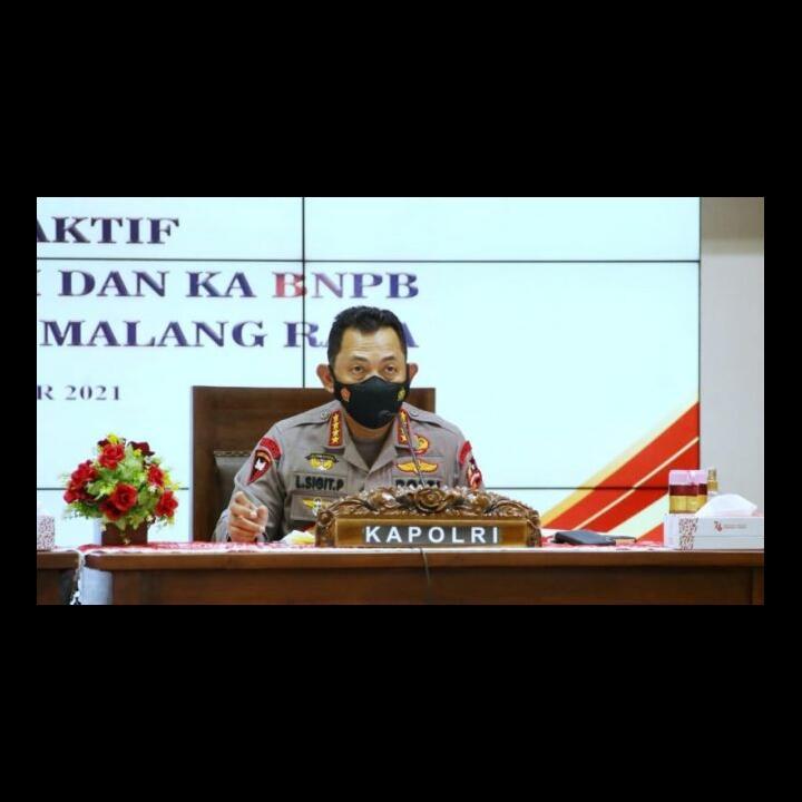 Bersurat ke Jokowi, Kapolri Rekrut 56 Pegawai KPK Tak Lulus TWK jadi ASN Polri