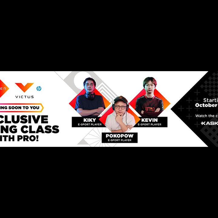 Seru Bareng Xcurrate dan Pokopow di Exclusive Gaming Session HP Omen & Victus!
