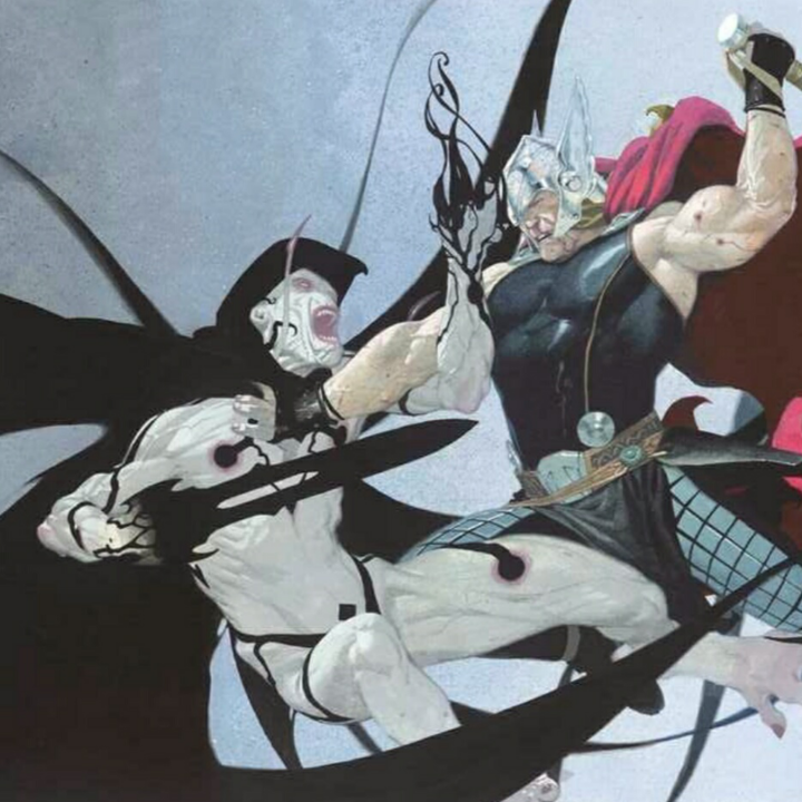 "Asal Usul Gorr The God Butcher (Marvel/MCU), Antagonis Thor, ""Si Pembantai Dewa"""