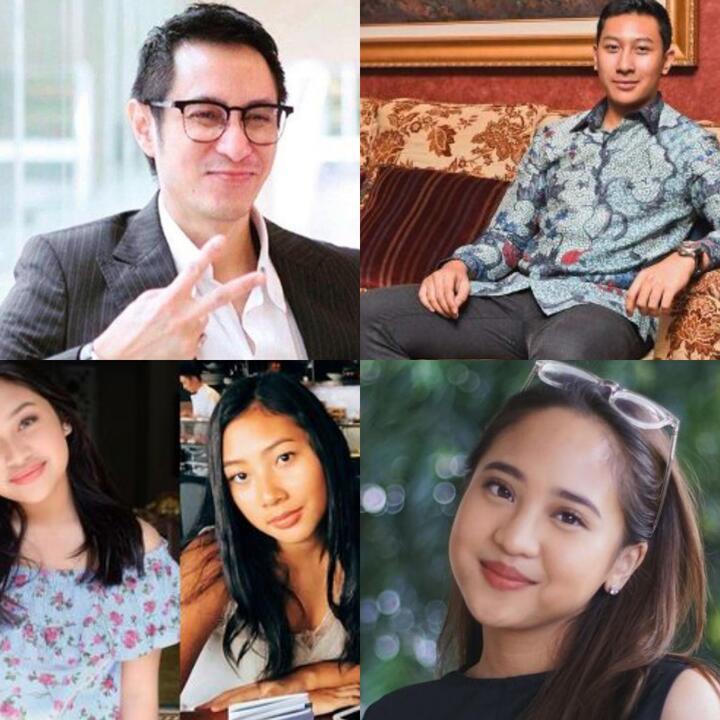 Mengenal Cucu-cucu Presiden Indonesia! Ada yang Cantik dan Menggemaskan