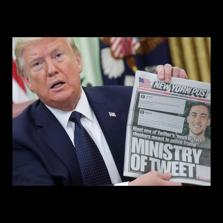 Capek Diblokir Twitter, YouTube, IG dan FB, Trump Buat Sosmed Sendiri Truth Social