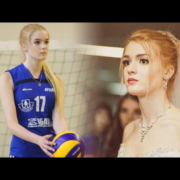 Atlet Voli Tercantik Di Dunia, Ada Yang Mirip Barbie Dan Sudah Jadi Model