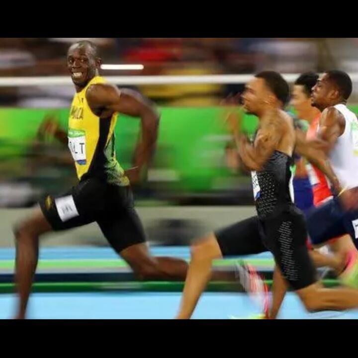 Curhat Lucu Usain Bolt: Urus Anak Lebih Susah Daripada Pecahkan Rekor Olimpiade