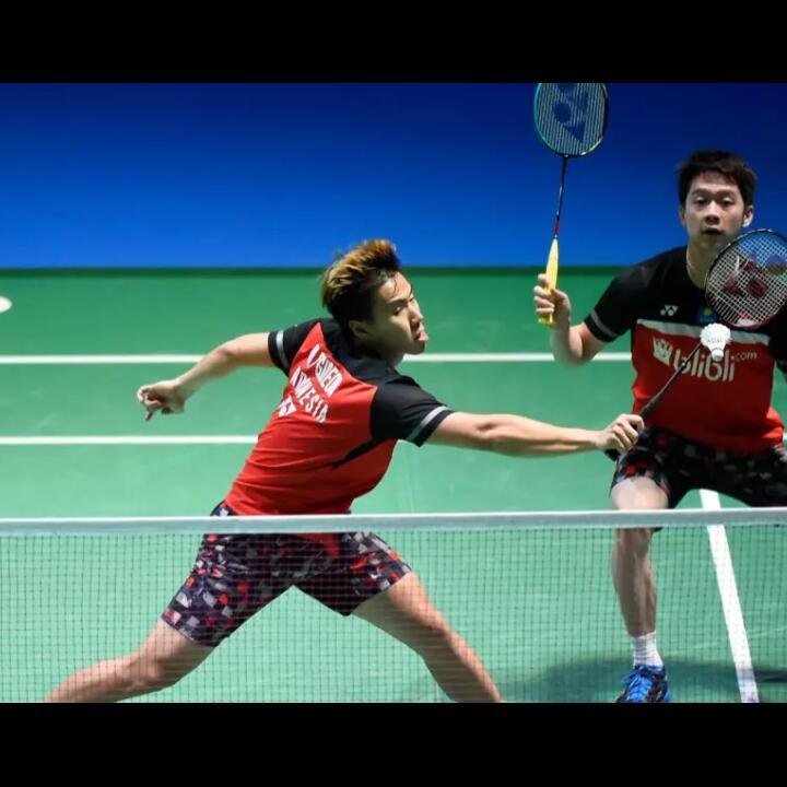 Kevin/Marcus Kandas, Mimpi All Indonesian Final Pun Sirna