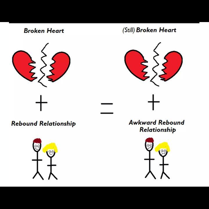 Rebound Relationship Disadari, Tapi Kok Masih Dijalani?