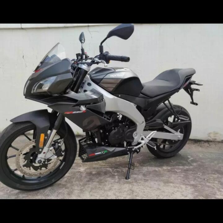 Aprilia Sekelas Brand Moge Premium Akan Merilis Motor 250cc, Siap Siap Gan!