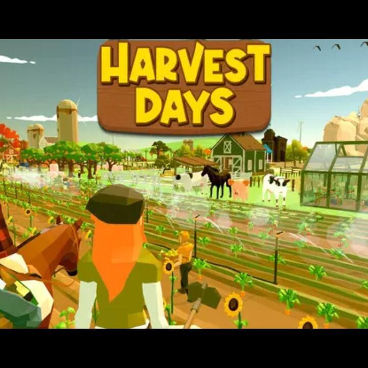 Harvest Days, Sebuah Game Pertanian Dunia Terbuka yang Bakal Membuat Hati Damai