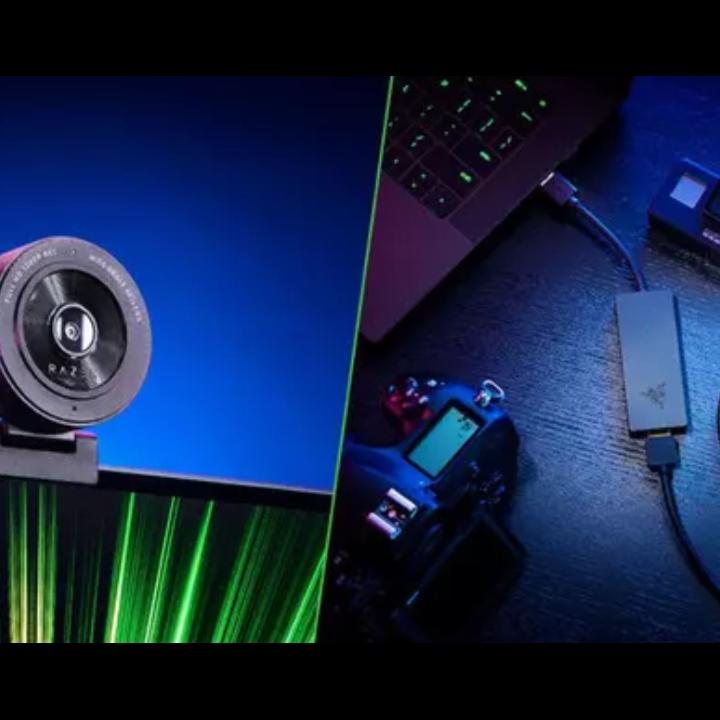Razer Memperkenalkan Kiyo X Webcam & Ripsaw X Capture Card Untuk Para Streamer Baru