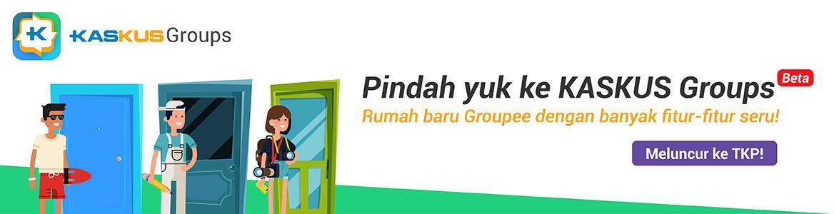 Banner Kaskus Group