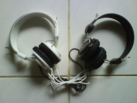 Headphone Fresh, HD202 versi kerhor...