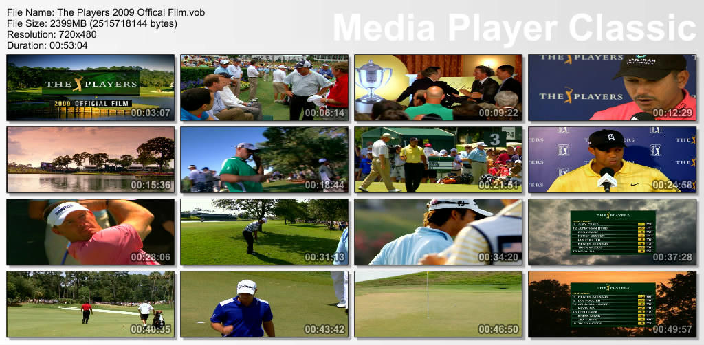 [HOT Collection] DVD Tutorial GOLF