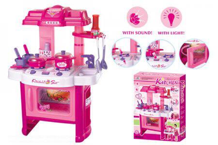 Mainan Anak Cewek: Cash Register, Kitchen Set, dll