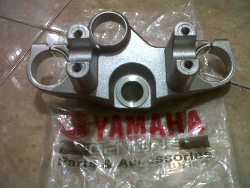 Terjual Sparepart Yamaha