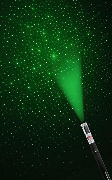 Jual Laser Pointer (5 Mata)