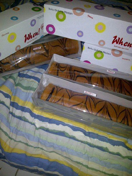 Rainbow Cake Bolu Gulung Medan Kaskus Archive