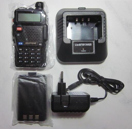 Baofeng UV-5R Dual Band VHF - UHF Radio