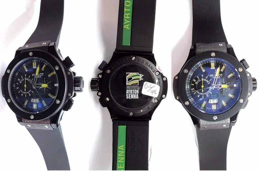 Terjual Jam tangan Hublot Manchester United 500d3fbc6a