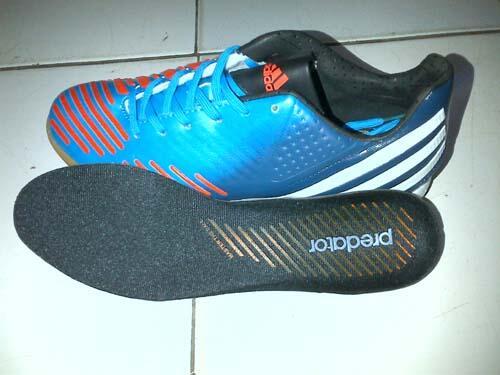 Sepatu Futsal replika Lethal zone AAA