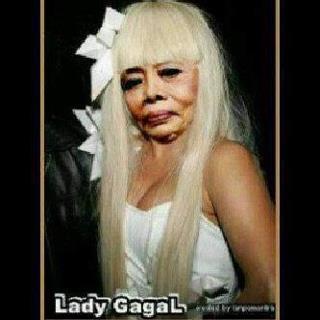 Lady Gaga Indonesia