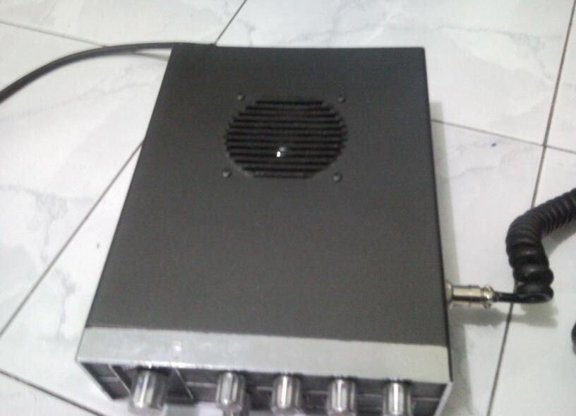 Radio Amatir Cold 320 FM SSb